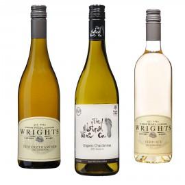 Wine Club offer 3 bottles for $60