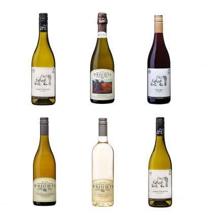 Wine Club 6 Bottles