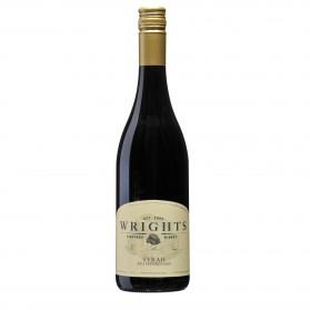 Wrights Reserve Syrah 2013