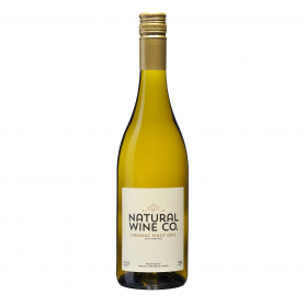 Natural Wine Co Pinot Gris Gisborne Organic