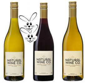 Easter Wine deal from Gisborne, organic award winning.