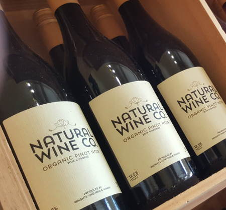 Natural Wine Co Pinot Noir