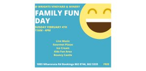Live Music Saturday's at our Cellar Door January @ Wrights Vineyard & Winery
