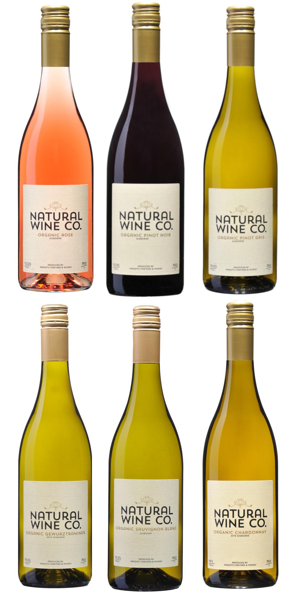 Natural Wine Co Range