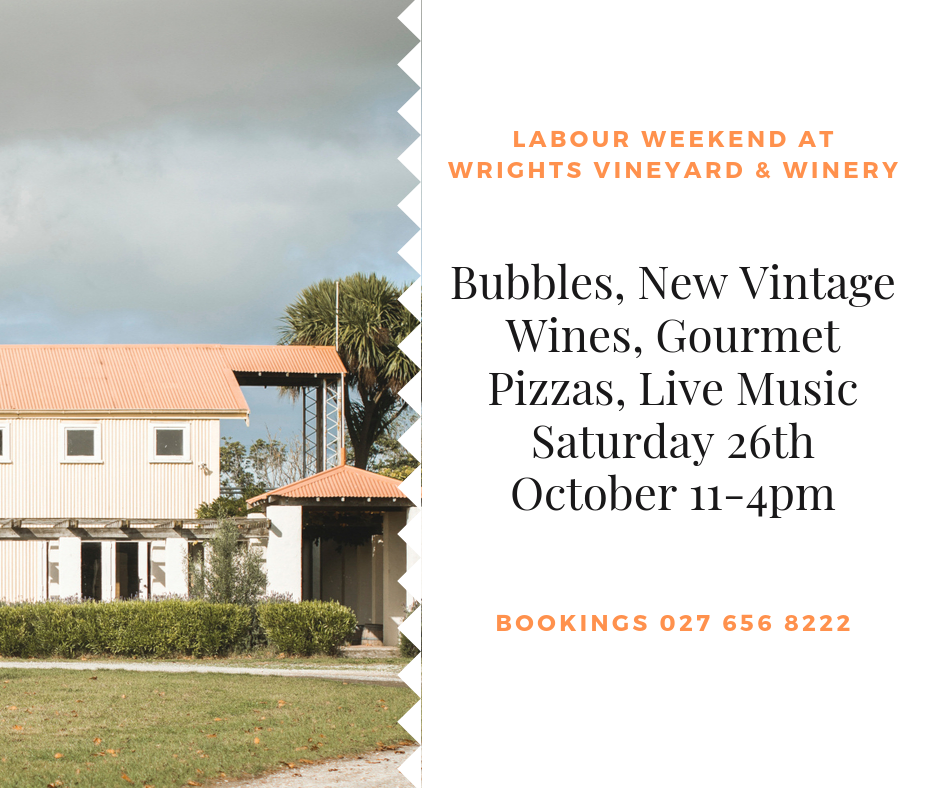 Labour Weekend Open Saturday